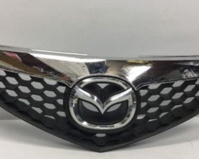 2007-2009 Mazda 3 Front Chrome Grille (br5h-50 712)
