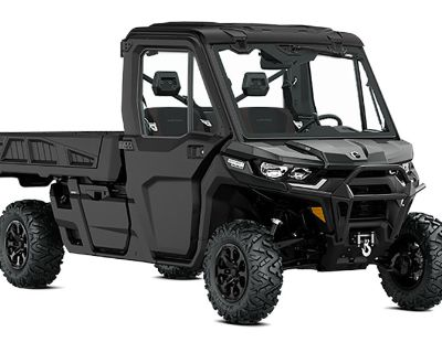 2022 Can-Am Defender Pro Limited CAB HD10 Utility SxS Leland, MS