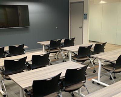 Training Room for 20 at Office Evolution - Boulder