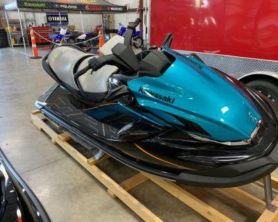 2022 Kawasaki Jet Ski STX 160LX PWC 3 Seater Belvidere, IL