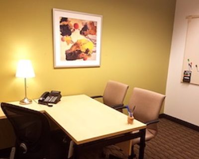 Private Office for 2 at Regus Lighton Tower