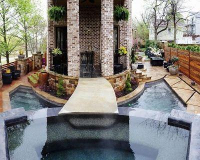 NEW LISTING - Atlanta Beltline 5 Bed, 3 Bath Private Pool & Spa - Old Fourth Ward