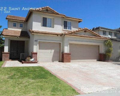 4/3 Two Story home with 3 car garage for lease in Chino Hills!