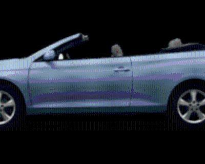 2006 Toyota Camry Solara SE Convertible V6 Automatic