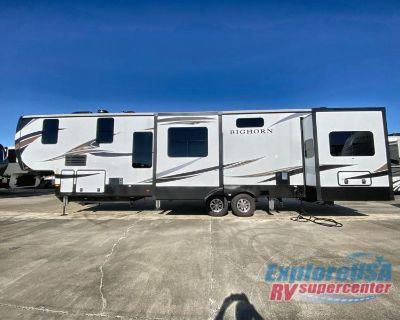 2021 Heartland Bighorn 3995FK