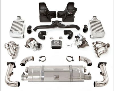 Champion Stage 4 turbo kit for 991 Turbo