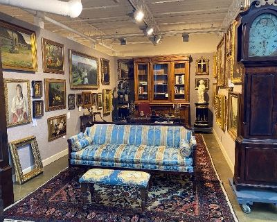 Iconic Great Gatsby s Retirement Liquidation Sale- Antiques, Lighting, Tools, Office & More!!!
