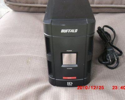Buffalo DriveStation 2TB Duo HD-W2.0TIU2/R1 Hard Drive A