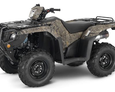 2022 Honda FourTrax Foreman Rubicon 4x4 EPS ATV Utility Columbia, SC