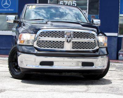 "2015 RAM 1500 2WD Quad Cab 140.5"" Tradesman"
