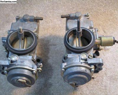 Carbs Solex H-32/34PDSI