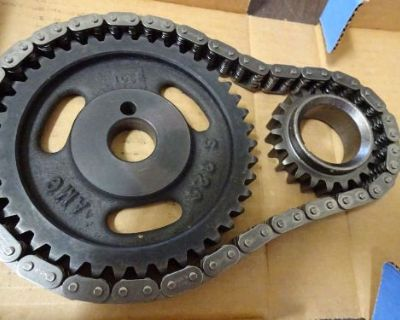 Ford S.b. Double Roller Timing Set