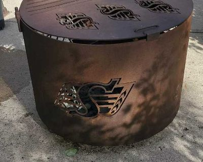 Rider Fire Pit