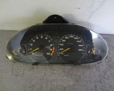 Jdm Acura Integra Dc2 Db8 Type R Carbon Gauge Cluster Speedometer B18c Itr 98+