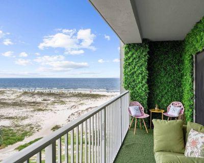 Beach View Condo, 4 beds, Indoor/Outdoor Pool, Restaurant, Sauna/ Fitness Center - Fort Morgan