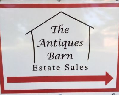 Moving Sale by The Antiques Barn Estate Sales Services