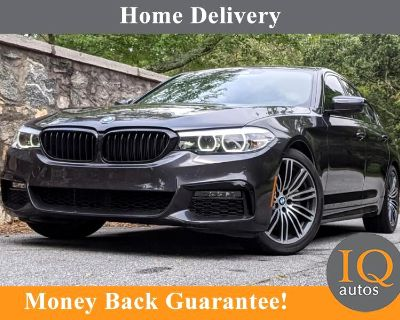 Used 2019 BMW 5-Series 530i