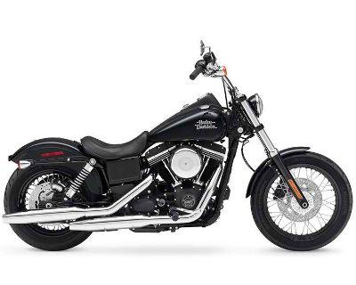 2016 Harley-Davidson Street Bob Cruiser Scott, LA