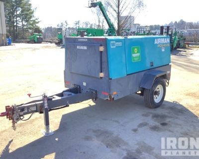 2010 (unverified) Airman PDS400S Mobile Air Compressor