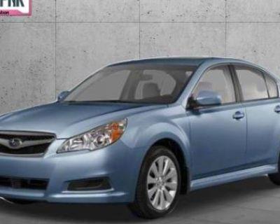 2011 Subaru Legacy 2.5i