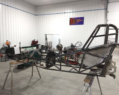 "125"" Funny Car - Altered Chassis"