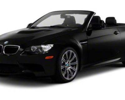2010 BMW M3 Standard