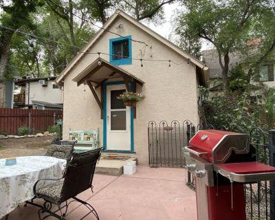 Tesla's Cottage - Old Colorado City