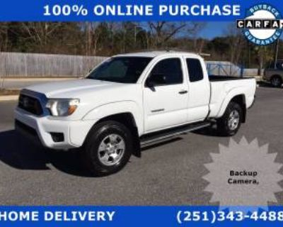 2012 Toyota Tacoma PreRunner Access Cab 6.1' Bed I4 RWD Automatic