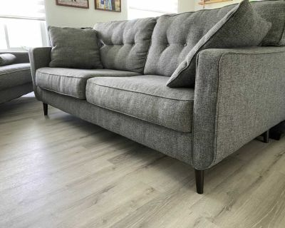 2 Couch and Chaise