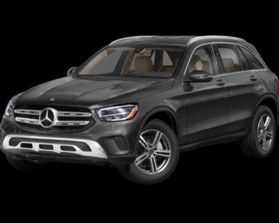 New 2021 Mercedes-Benz GLC 300 4MATIC - Active Service Loaner