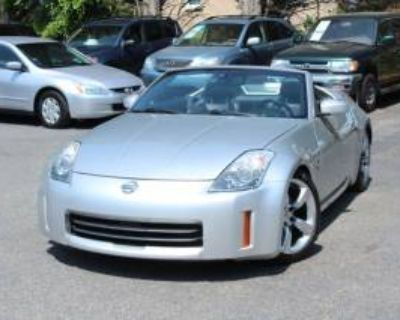 2006 Nissan 350Z Enthusiast Roadster Manual