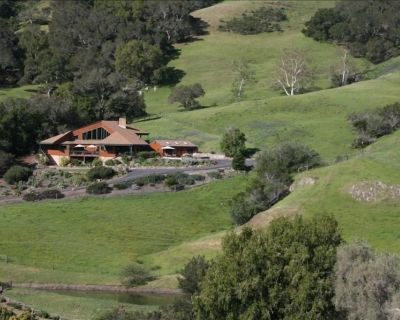 Paso Robles Wine Country/ Beach/Pool/Tennis /Home Gym//850 acre working ranch - Cayucos