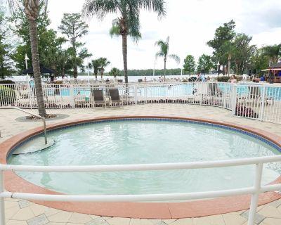 DEAL!*$75+/N*JUNE*1 BDR 2 BTHS 800 SF 15FT BALCONY SUITE 4 MILE DISNEY VIEW - Orlando