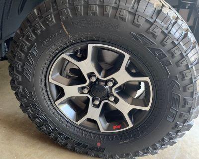 California - Rubicon OEM Wheels + Falken Wildpeak Tires (5) (Norcal)