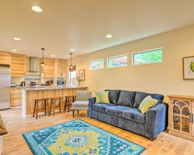 NEW! Updated Home w/ Patio, Walk to Shops & Dining - Old Colorado City
