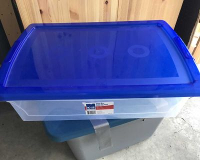 25 litre storage container