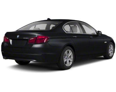 Pre-Owned 2013 BMW 5 Series 535i RWD Sedan