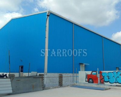 Industrial Roofing in Chennai | Best Roofing Contractors in Chennai