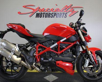 2014 Ducati Streetfighter 848 Street Standard Sacramento, CA