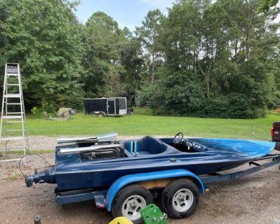 1972 Custom Jet Boat