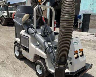 2013 Tennant Atlv 4300 Litter Vacuum Sweeper