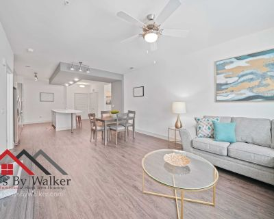 Grant Park 2BR/2B King Beds Cable + Wi-Fi Parking (1200 SqFt) StaysByWal - Oakland