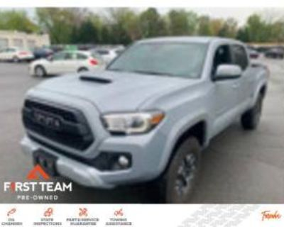 2018 Toyota Tacoma TRD Sport Double Cab 5' Bed V6 4WD Automatic