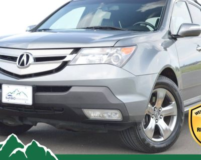 2009 Acura MDX Sport with Entertainment Package