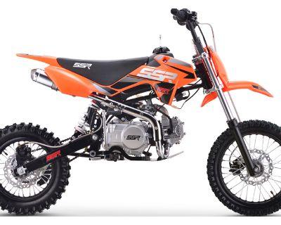 2021 SSR Motorsports SR125 Semi Motorcycle Off Road Saint George, UT