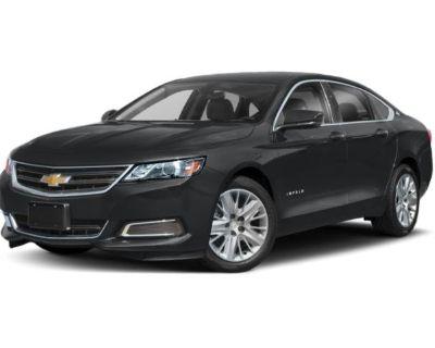 Pre-Owned 2020 Chevrolet Impala LT FWD 4dr Car