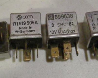 Relay 53 171919505A 141951253B 4H0 or 8D0 951253A