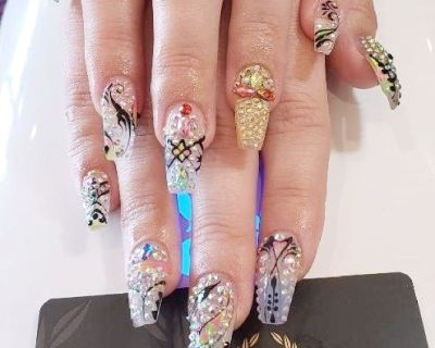 15% OFF of all services / Villa Nail Salon Mansfield / Manicure, Pedicure, Nail Enhancement, Waxing,