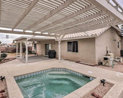 NEW! Fort Mohave Home w/ Hot Tub, 4 Mi to CO River - Fort Mohave