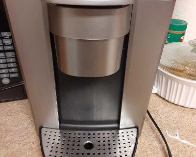 Keurig K-Elite Single Serve Coffee Maker